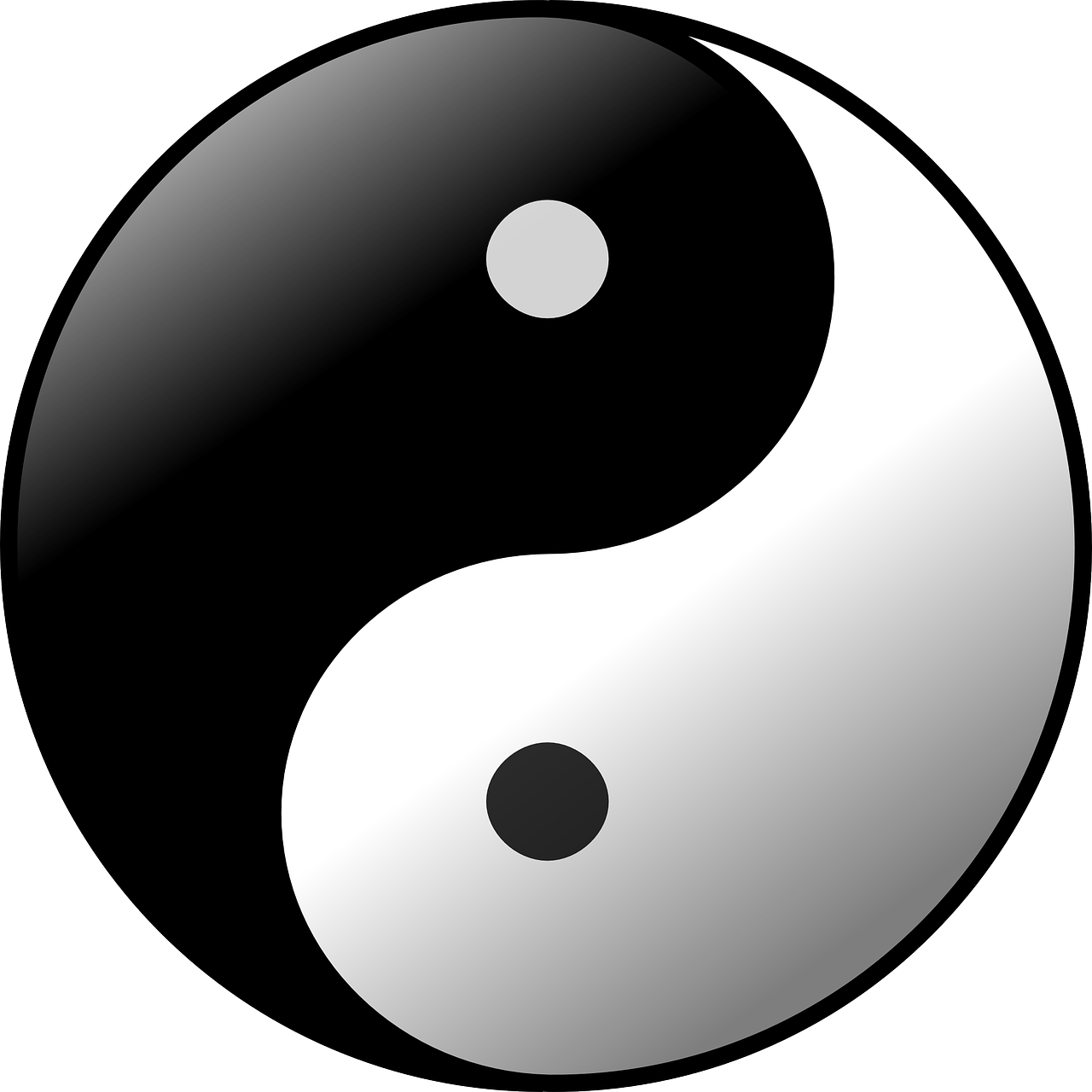 Die Gesetze von Yin undYang